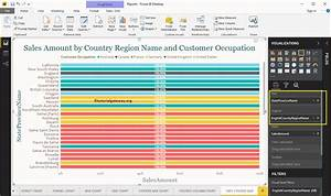 Comparison Stacked Bar Chart Excel Create 100 Stacked Bar Chart In Power Bi