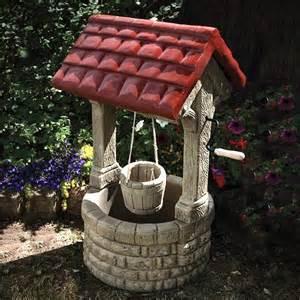 garden wishing well