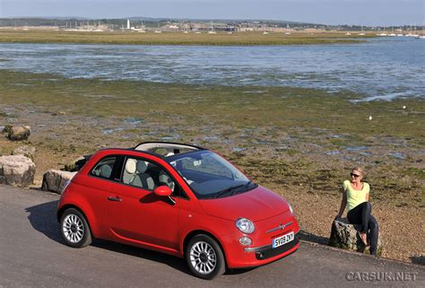 Fiat News Today by Fiat 500c Convertible Launched In The Uk Today