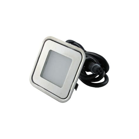 recessed led outdoor step lights 7colors outdoor square led step light set recessed deck