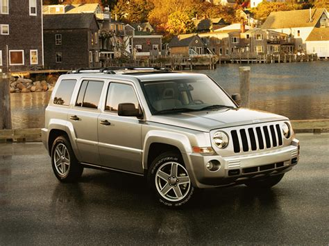 Jeep Mk 2008 Compass Owners Manual