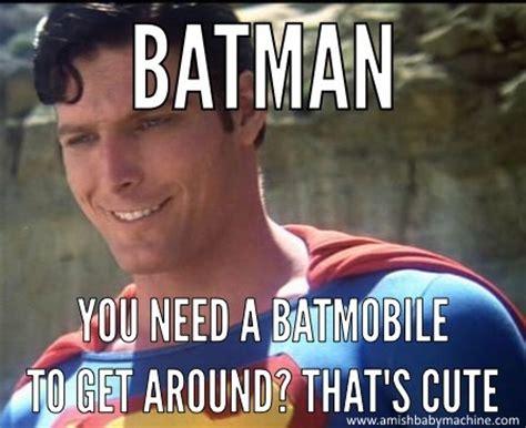 Superman Meme - cupcake wars batman vs superman edition onwednesdays