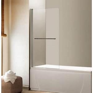 Paroi Douche Baignoire : pare baignoire 1 volet robinet co ~ Farleysfitness.com Idées de Décoration