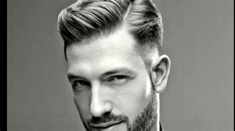 2017 Comb Over Hairstyles For Men