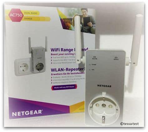 wlan überwachungskamera test netgear wlan repeater ac750 range extender ex 3800 im
