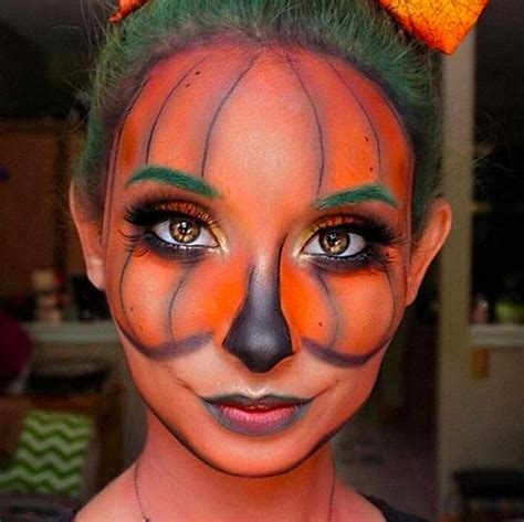60 Halloween Makeup Looks To Step Up Your Spooky Game