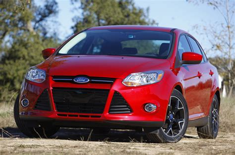 2012 ford focus unveiled prices and packs europe car