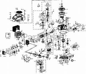 Cub Cadet Engine Parts Diagram