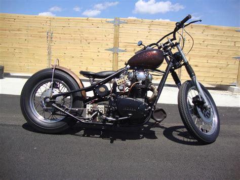 Yamaha Xs650 1980 Bobber Chopper Vintage For Sale On 2040