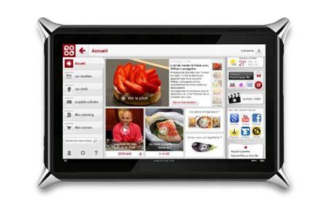 tablette cuisine qooq q02 003 tablette qooq 10 1 pouces 8 go linux qt pas cher