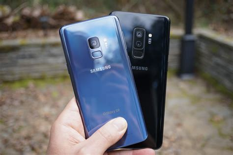 samsung galaxy s9 and s9 plus review perfected or astray