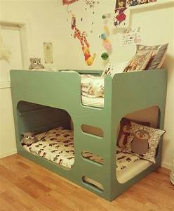 Ikea Bett Kinderzimmer : ikea kura hacks ikea hack kura bett pinterest ~ Frokenaadalensverden.com Haus und Dekorationen
