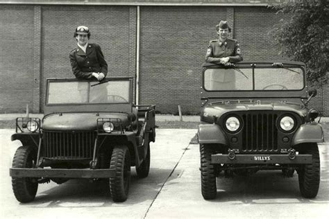 Willys Jeep Ford Offroad 4x4 Custom Truck Military Suv