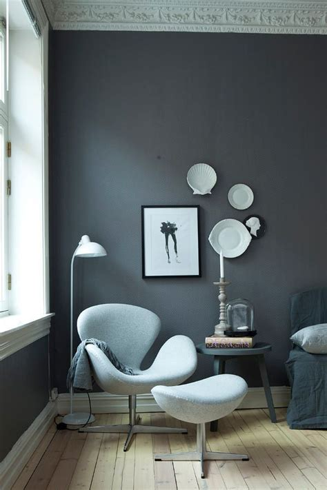 swan chair  arne jacobsen homedesignboard
