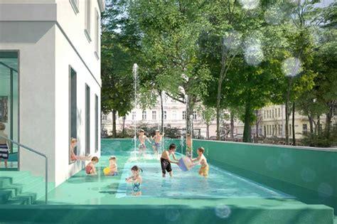 Bad Und Sanitaerwohnhaus In Wien by Einsiedlerpark Sauna Wird Familienbad Wien Orf At