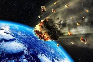 Nasa Spots Five Asteroids Set To Fly By Earth This Year