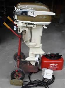 Vintage Outboard Motor