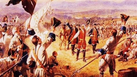 french  indian war  marquis  montcalm youtube