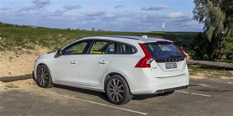 Volvo V60 T5 by 2015 Volvo V60 T5 Luxury Review Term Report Three