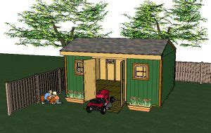 16x12 Shed Material List by 16 215 12 Shed Plansshed Plans Shed Plans