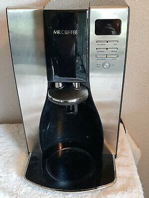 Coffeewater channel and fermenting process. Mr. Coffee BVMC-PSTX91 10-Cup Coffee Maker Optimal Brew ...