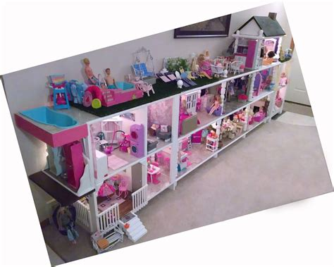 barbiehus barbie puppe haus barbie haus moebel und