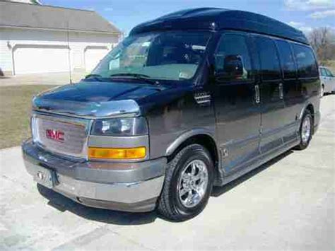 automobile air conditioning repair 2009 gmc savana 2500 electronic throttle control find used 2009 gmc savana explorer conversion limited se wheelchair lift ez lock system in new