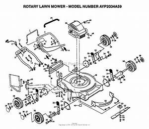Ayp  Electrolux 2034a59  1999  U0026 Before  Parts Diagram For