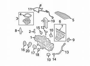 Ford Escape Cabin Air Filter  Dual  Hvac