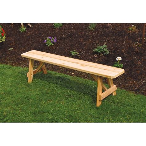 Traditional Benches by Cedar 8 Traditional Bench A L