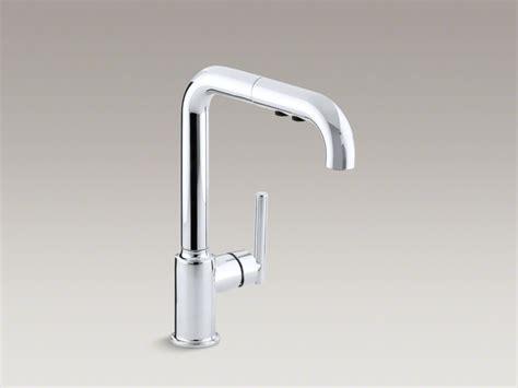 pictures of kitchen faucets kohler purist kitchen faucet bath
