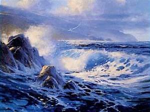 Seascape Oil Painting Lessons