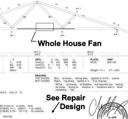 whole house fan san diego tru truss engineering structural engineers 1783 arroyo