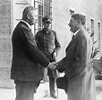 Hitler Archive | Adolf Hitler is greeted by Hindenburg's ...