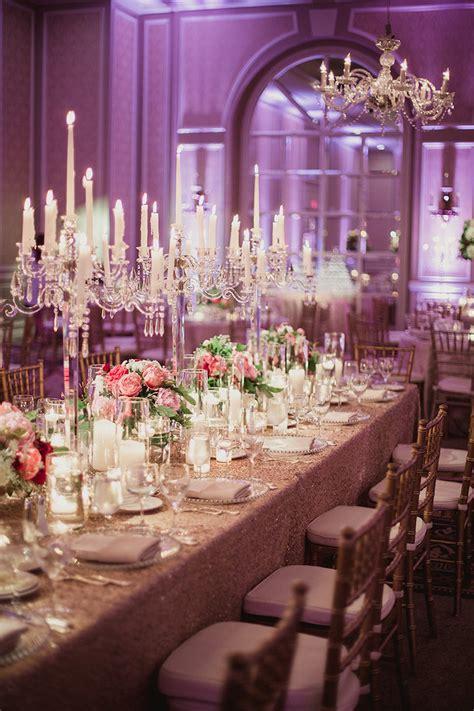 luxurious dallas wedding  adolphus hotel modwedding