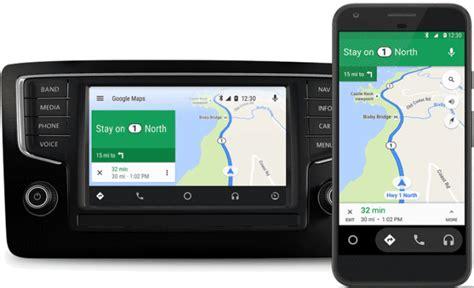si鑒e auto android auto da oggi si potrà usare su tutte le auto tramite app androidworld