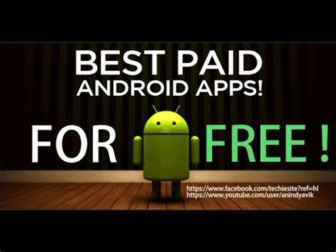 How To Get Paid Apps For Free Android [lifetime] Youtube