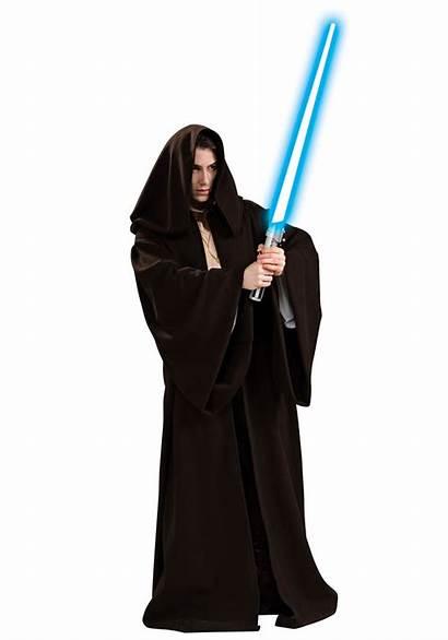 Jedi Robe Master Authentic Costume Wars Star