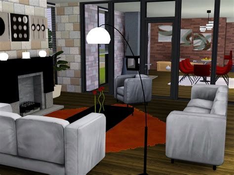 Sims 3 Home Interior : 20 Spectacular Sims 3 Interior Design Ideas