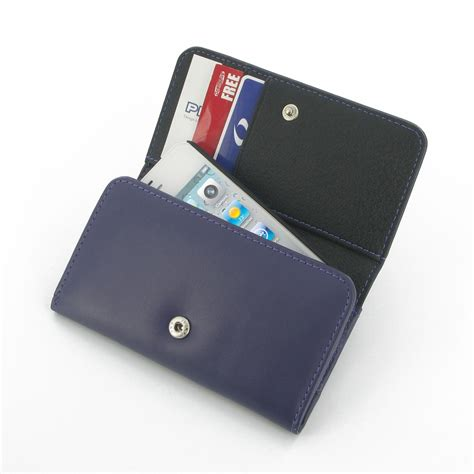 iphone 4s wallet iphone 4 4s leather wallet purple pdair sleeve