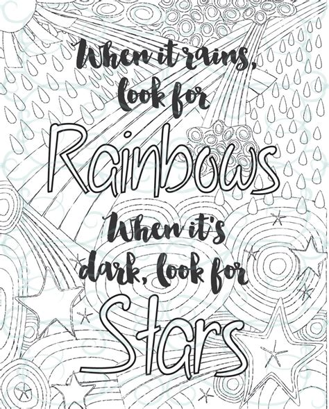 inspirational coloring pages for adults inspirational coloring page printable 02 look for