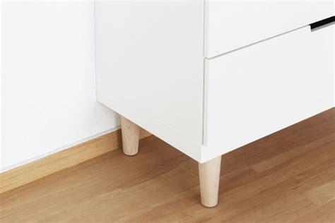 Möbelfüße Für Ikea Nordli Kommode