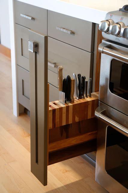 Kitchen Knife Storage Ideas by Exquisite Transitional Kitchen Knife Block Is Kitchen