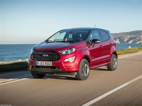 ford ecosport st line 2018 ford ecosport st line 2018 picture 25 of 91