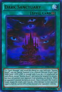 Yugioh Arc V Starter Deck by Card Trivia Dark Sanctuary Yu Gi Oh Fandom Powered By Wikia