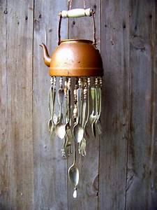 Fabriquer Un Carillon : 50 id es de carillon olien fabriquer soi m me pour d corer l 39 ext rieur ~ Melissatoandfro.com Idées de Décoration