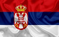 Flag of Serbia HD Wallpaper   Background Image   2560x1600 ...