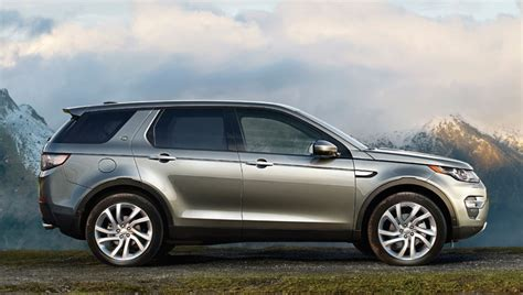Land Rover Discovery Sport Image 2015 land rover discovery sport images wallpapers9
