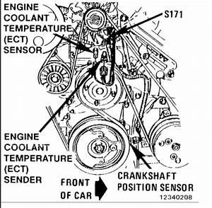 Coolant Temperature Sensor  Where Is The Coolant
