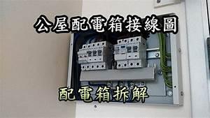 U5b89 U6cf0 U90a8 U914d U96fb U7bb1 U62c6 U89e3  U63a5 U7dda U5716 U8a73 U89e3  U516c U5c4b1-2 U4eba U55ae U4f4d U96fb U7bb1 Distribution Box Circuit Diagram